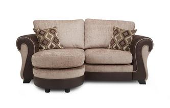 2 Seater Formal Back Lounger Belle