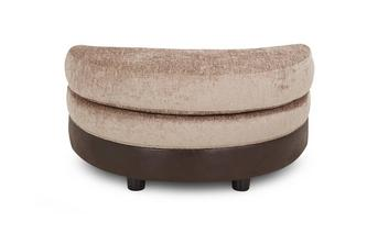 Half Moon Footstool Belle