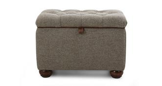 Berneray Bed Small Storage Ottoman