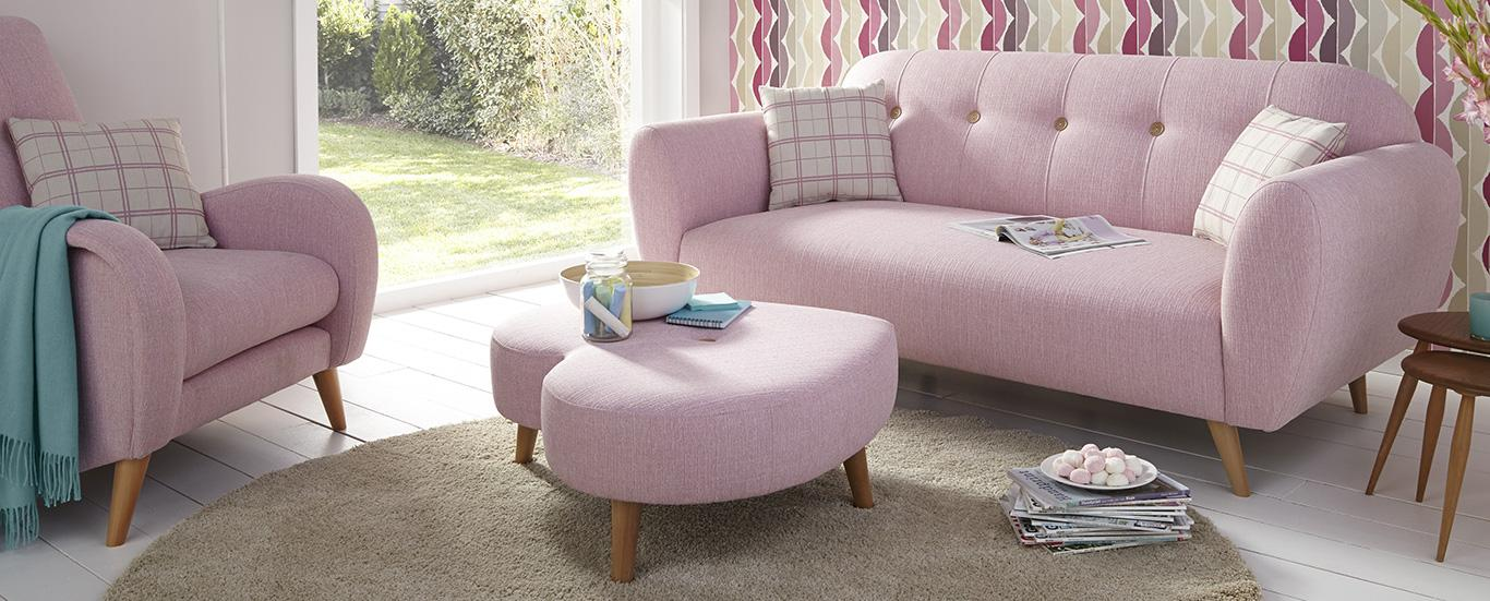 Betsy Colourful Sofa