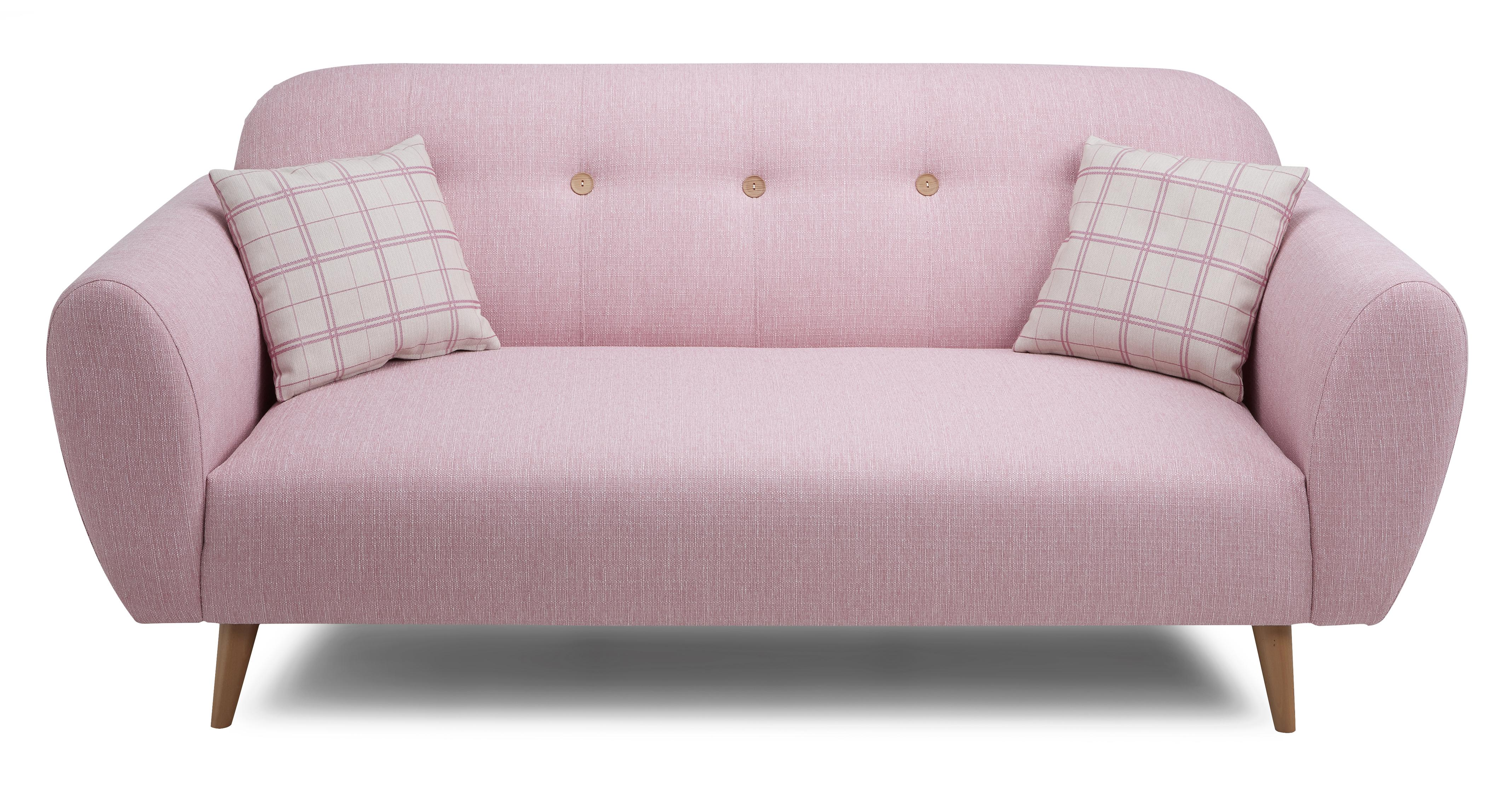 3 Seater Sofa Betsy on Vintage Bedroom Interior Design