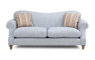 Plain Large Sofa Betty Plain