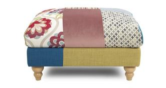 Betty Patch Footstool