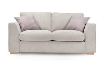 2 Seater Deluxe Sofa Bed Sherbet