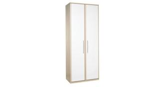 Blanco 2 Door Robe