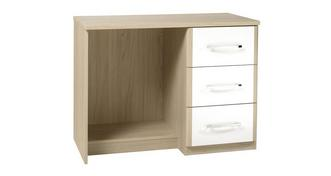 Blanco Dressing Table