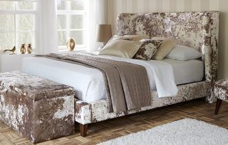 Bling Double (4 ft 6) Bedframe Bling