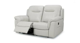 Bourne 2 Seater Manual Recliner