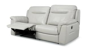 Bourne 3 Seater Electric Recliner