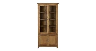 Bracken Glazed Display Unit