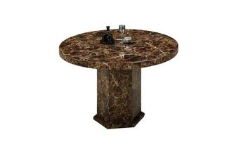 Circular Table Brisbane Marble