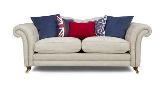 Britannia 3 Seater Sofa with Piping