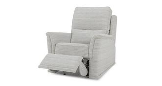 Bronte Fabric B Manual Recliner Chair