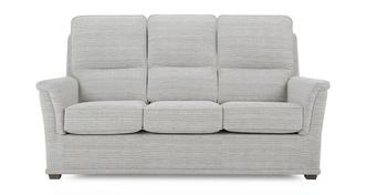 Bronte Fabric B 3 Seater Sofa