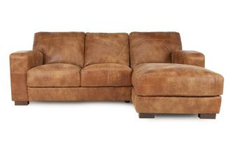 Right Hand Facing 3 Seater Chaise End Sofa Outback