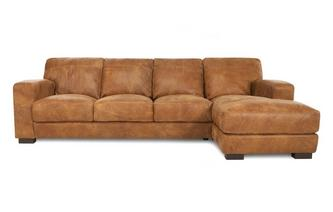 Right Hand Facing Large Chaise End Sofa Outback