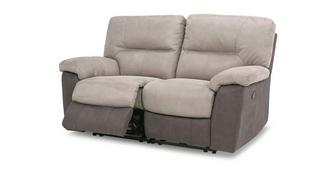 Caldbeck 2 Seater Manual Recliner