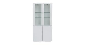 Canova Two Door Display Unit