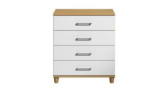 Carbis 4 Drawer Chest