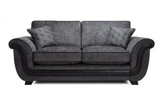 2 Seater Formal Back Sofa Cassius