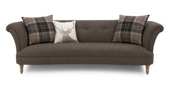 Catherine 4 Seater Sofa (Alternative Fabric)