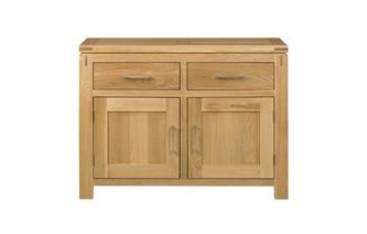 Small Sideboard American Oak