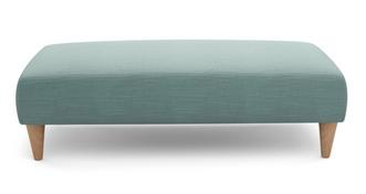 Cecile Banquette Footstool