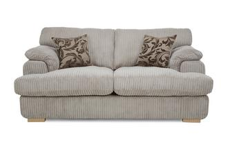2 Seater Formal Back Sofa Celine