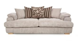 Celine 4 Seater Pillow Back Sofa