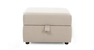 Chalk Storage Footstool