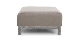 Chalk Small Footstool