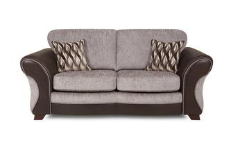 Large 2 Seater Formal Back Sofa