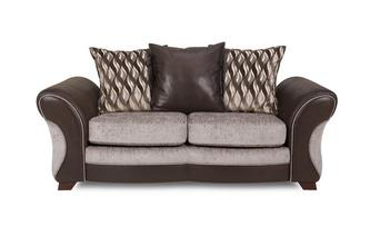 Large 2 Seater Pillow Back Sofa Chance