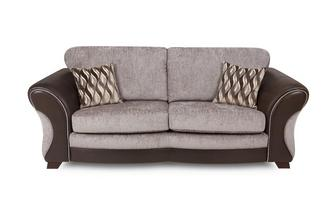 3 Seater Formal Back Deluxe Sofa Bed