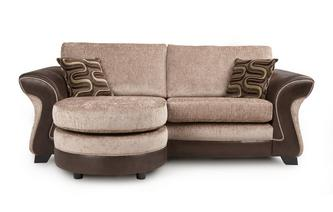 3 Seater Formal Back Lounger Sofa