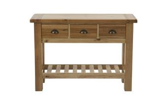 Console Table Chateaux