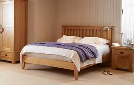 Chateaux Bedroom Double (4ft 6) Bedframe Chateaux