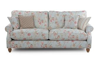 Floral Grand Sofa Chiltern Flower