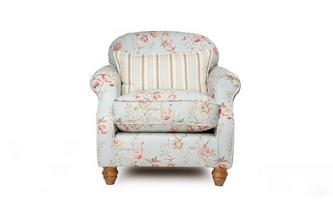 Floral Accent Chair Chiltern Flower