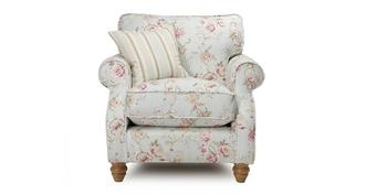 Chiltern Floral Armchair