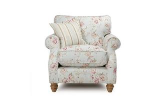 Floral Armchair Chiltern Flower