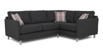 Cleo Left Hand Facing 2 Seater Corner Sofa