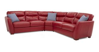 Cleveland Option B 2 Corner 2 Sofa