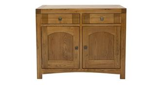 Colorado Small Sideboard with 2 Doors and 2 Drawers