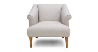 Comfort Plain Accent Chair