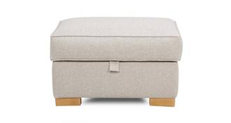 Comfort Storage Footstool