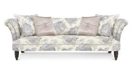 Concerto Pattern 4 Seater Sofa