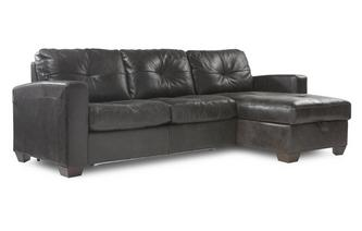 Right Hand Facing Storage Chaise Sofa