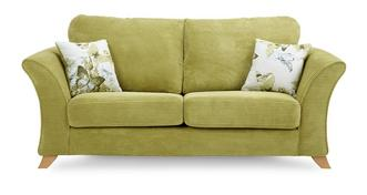 Corinne 2 Seater Formal Back Sofa