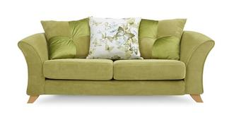 Corinne 2 Seater Pillow Back Sofa